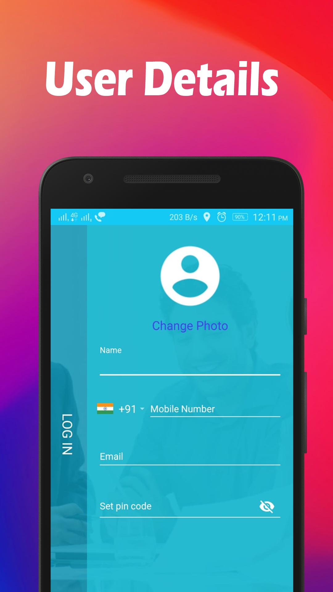 TimeKompas Selfie & GPS based Attendance & Payroll mobile